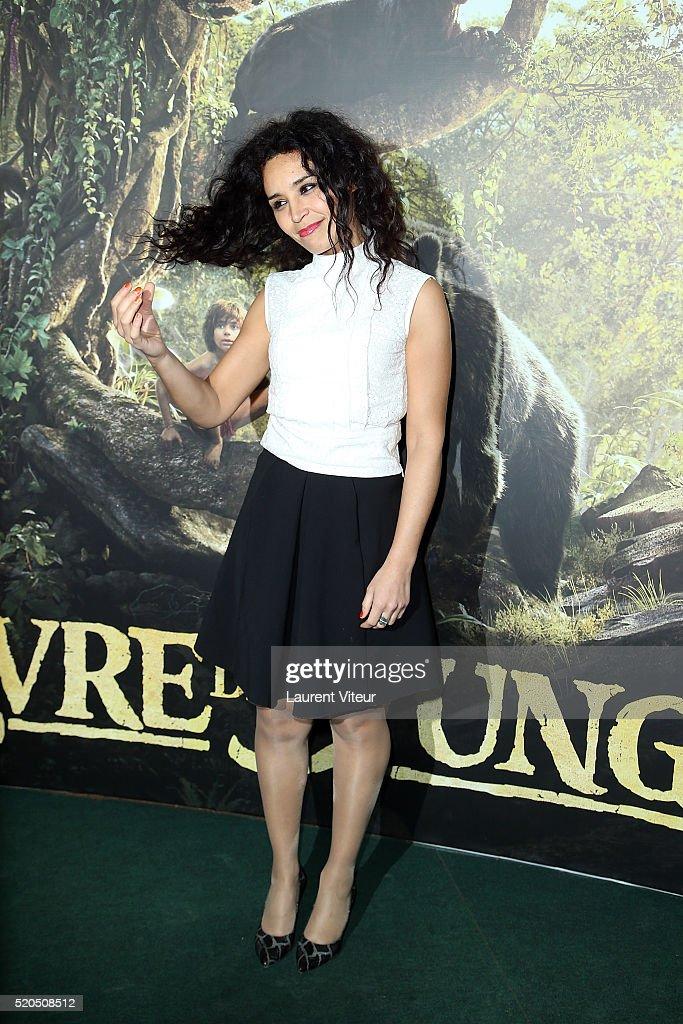 """""""The Jungle Book"""" - Le Livre De La Jungle Paris Premiere At Cinema Pathe Beaugrenelle"""