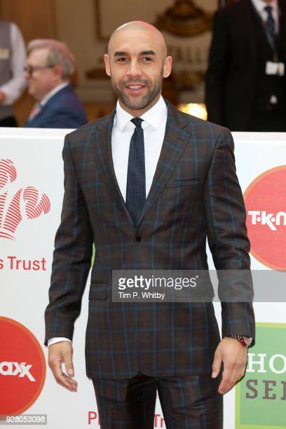 Presenter Alex Beresford attends 'The Prince's Trust' and TKMaxx with Homesense Awards at London Palladium on March 6 2018 in London England