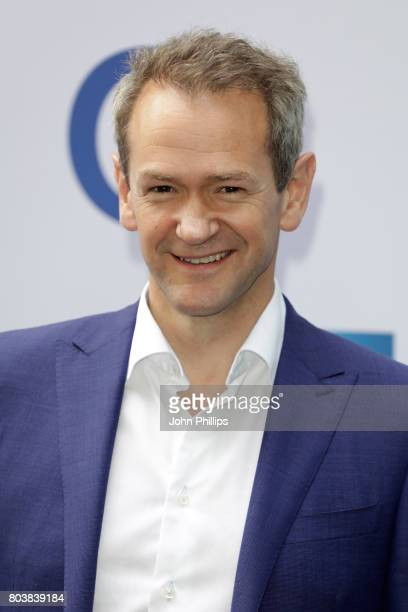 Presenter Alexander Armstrong attends Nordoff Robbins O2 Silver Clef awards at The Grosvenor House Hotel on June 30 2017 in London England