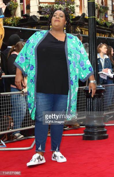 Presenter Alison Hammond attends as Hollywood actor Mark Wahlberg hosts a VIP party to celebrate the new UK outlet of his burger restaurant in...