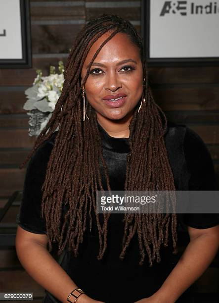 Presenter and nominee Ava DuVernay attends the 32nd Annual IDA Documentary Awards at Paramount Studios on December 9 2016 in Hollywood California