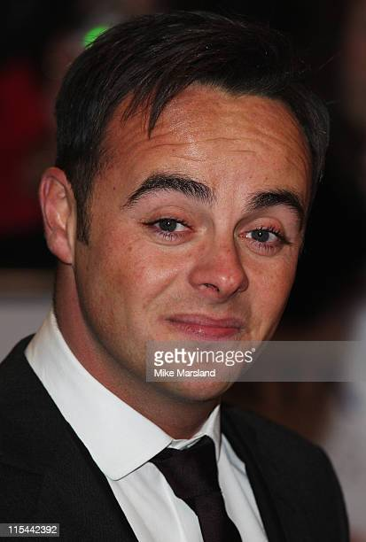 Presenter Anthony McPartlin attends the 15th National Television Awards held at the O2 Arena on January 20 2010 in London England