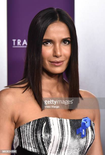 Presenter author Padma Lakshmi attends VH1 Trailblazer Honors 2018 at The Cathedral of St John the Divine on June 21 2018 in New York City