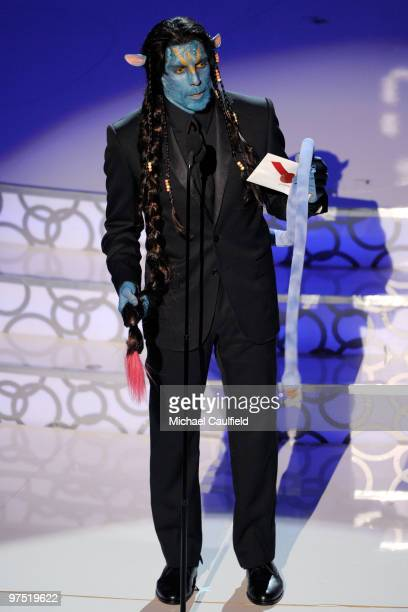 Presenter Ben Stiller onstage during the 82nd Annual Academy Awards held at Kodak Theatre on March 7 2010 in Hollywood California