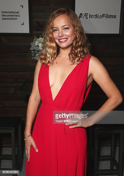 Presenter Bijou Phillips attends the 32nd Annual IDA Documentary Awards at Paramount Studios on December 9 2016 in Hollywood California