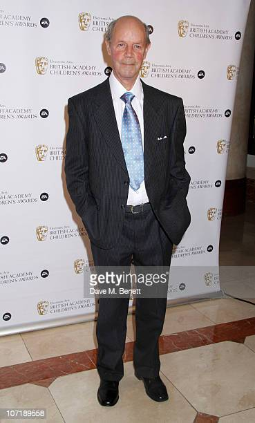 TV Presenter Brian Cant attends the EA British Academy Children's Awards 2010 at London Hilton on November 28 2010 in London England