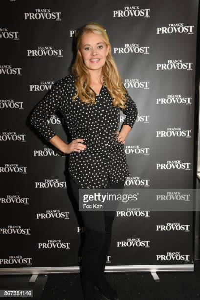 Carine galli stock photos and pictures getty images for Salon du x paris 2017