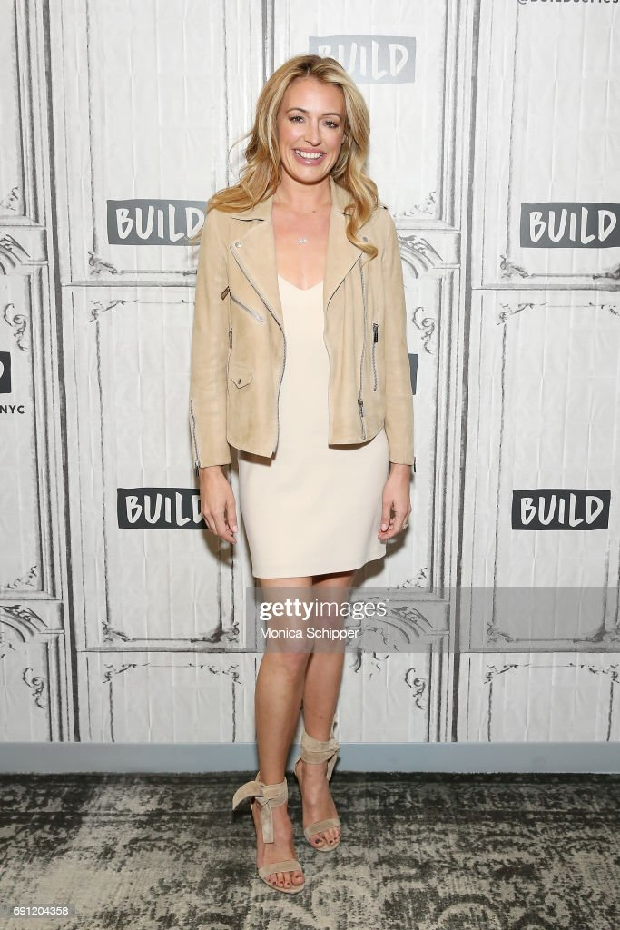 """Build Presents Cat Deeley Discussing """"So You Think You Can Dance"""""""