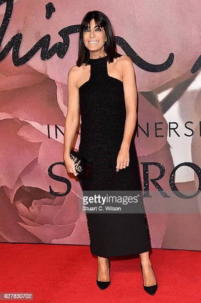 Presenter Claudia Winkleman attends The Fashion Awards 2016 on December 5 2016 in London United Kingdom