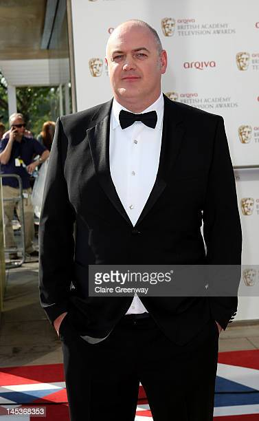 Presenter Dara O'Briain attends The Arqiva British Academy Television Awards 2012 at The Royal Festival Hall on May 27 2012 in London England