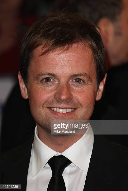 Presenter Declan Donnelly attends the 15th National Television Awards held at the O2 Arena on January 20 2010 in London England