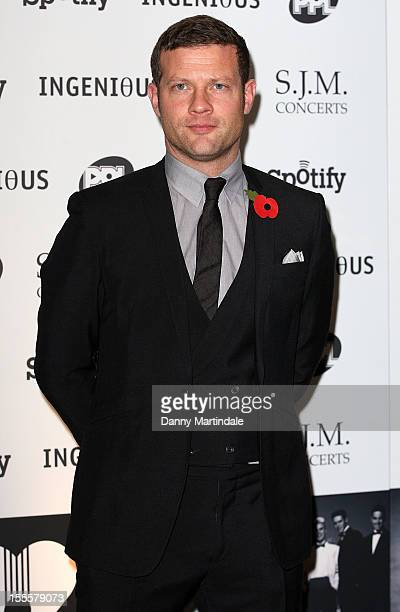 Presenter Dermot O'Leary attends the Music Industry Trust Awards at The Grosvenor House Hotel on November 5, 2012 in London, England.