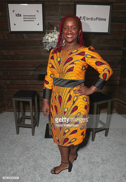 Presenter Effie Brown attends the 32nd Annual IDA Documentary Awards at Paramount Studios on December 9 2016 in Hollywood California