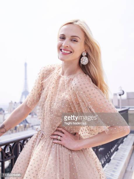 TV presenter Fearne Cotton is photographed for Red Magazine UK on May 23 2018 in Paris France PUBLISHED IMAGE