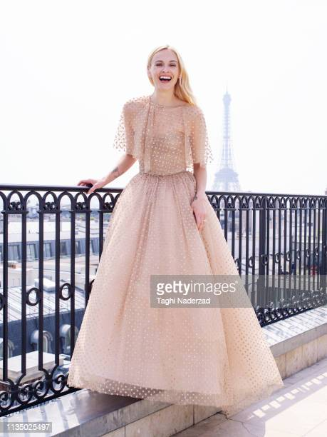 TV presenter Fearne Cotton is photographed for Red Magazine UK on May 23 2018 in Paris France COVER IMAGE