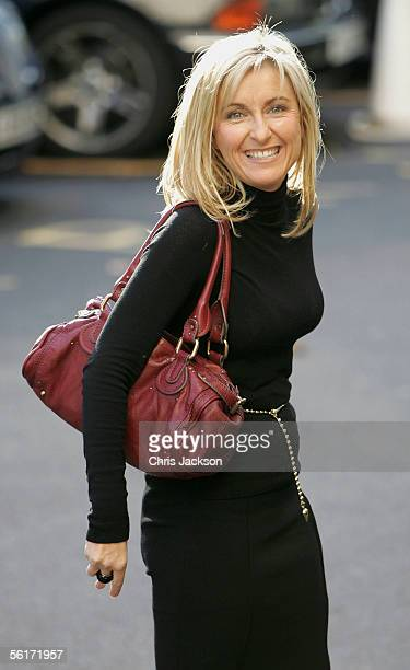 TV presenter Fiona Phillips attends Closer's Young Heroes 2005 award ceremony the magazine's annual awards recognising brave and inspirational...