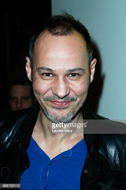 Presenter Gael Leforestier attends Polish Hope Paris Screening At Cinema Grand Action on January 19 2016 in Paris France