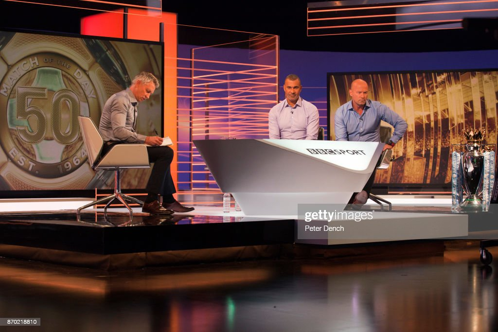 50 Years of Match of the Day : News Photo