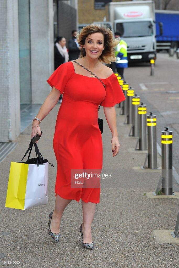 London Celebrity Sightings -  February 21, 2017