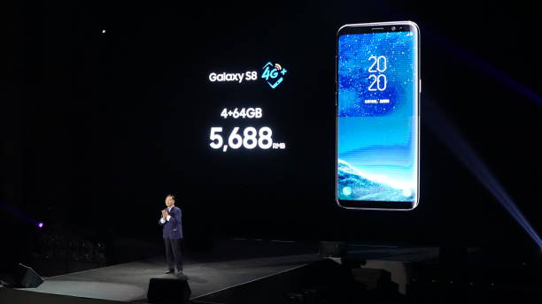 Samsung Unveils Galaxy S8 and S8+ In Beijing Photos and