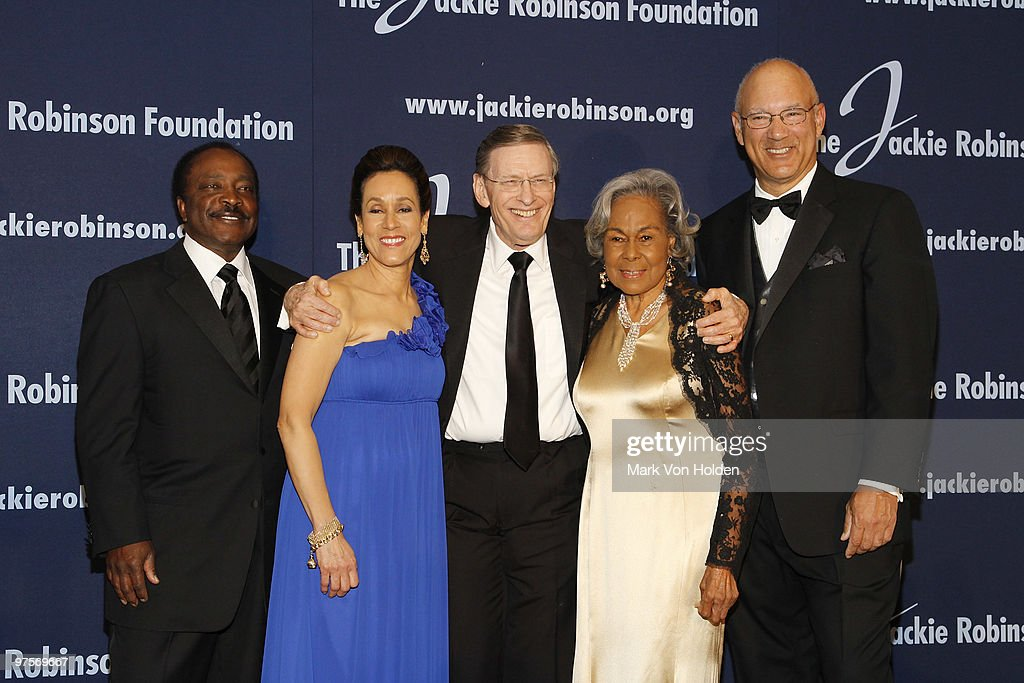 2010 Jackie Robinson Foundation Awards Dinner