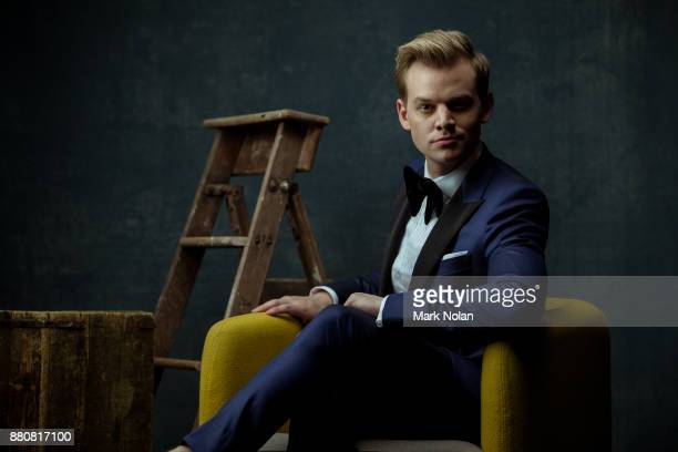 Presenter Joel Creasey poses for a portrait during the 31st Annual ARIA Awards 2017 at The Star on November 28 2017 in Sydney Australia
