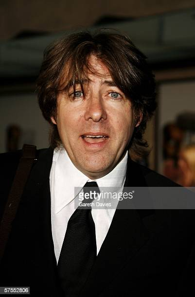 Presenter Jonathan Ross arrives at the Pioneer British Academy Television Awards 2006 at the Grosvenor House Hotel on May 7, 2006 in London, England.