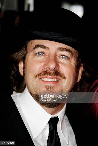 Presenter Jonathan Ross arrives at the UK premiere of 'Stardust' at the Odeon Leicester Square on October 3, 2007 in London, England.