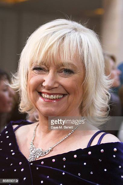 Presenter Judy Finnigan attends the Galaxy British Book Awards at the Grosvenor House Hotel on April 3 2009 in London United Kingdom