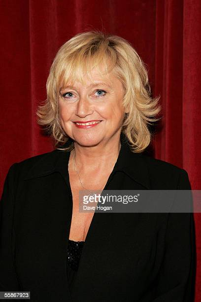 TV presenter Judy Finnigan attends the MORE4 TV Launch Party launching Channel 4's adult entertainment digital channel at The Shunt Vaults on October...