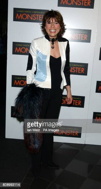 TV presenter Kate Silverton arrives for the UK premiere of Monster at the Vue cinema in Leicester Square central London Monster tells the story of...