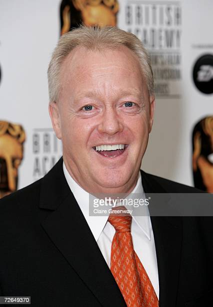 TV presenter Keith Chegwin arrives at the 11th British Academy Children's Film Television Awards at the Park Lane Hilton hotel on November 26 2006 in...