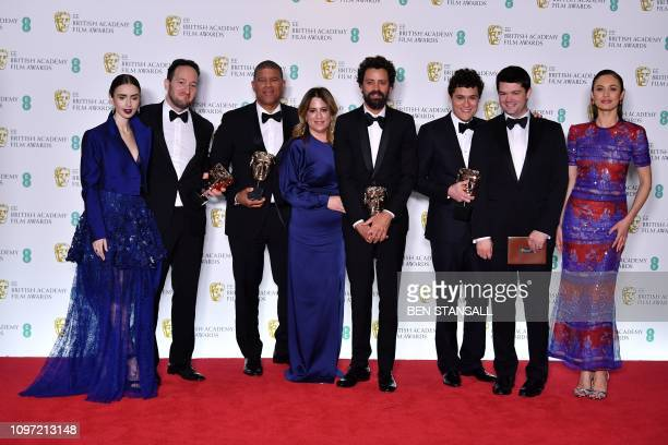 presenter Lily Collins Directors Rodney Rothman and Peter Ramsey Christina Steinberg director Bob Persichetti screenwriter Phil Lord Chris Miller and...