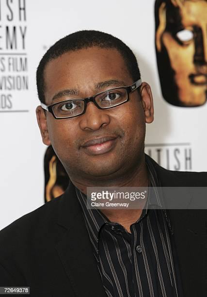 TV presenter Lizo Mzimba arrives at the 11th British Academy Children's Film Television Awards at the Park Lane Hilton hotel on November 26 2006 in...