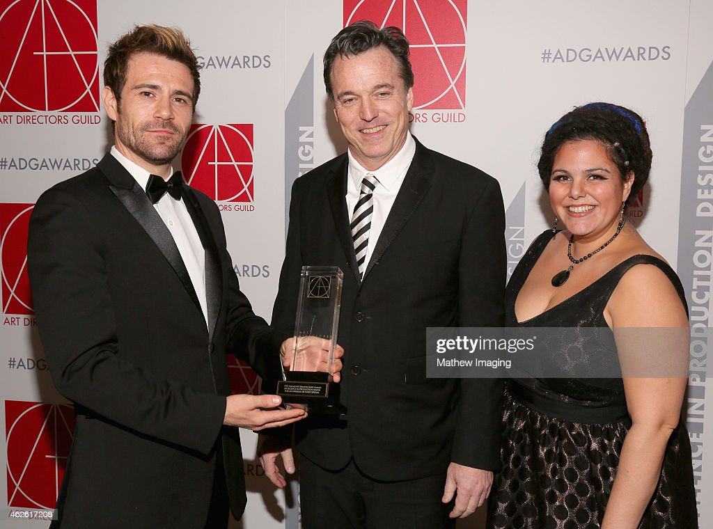 19th Annual Art Directors Guild Excellence In Production Design Awards - Inside