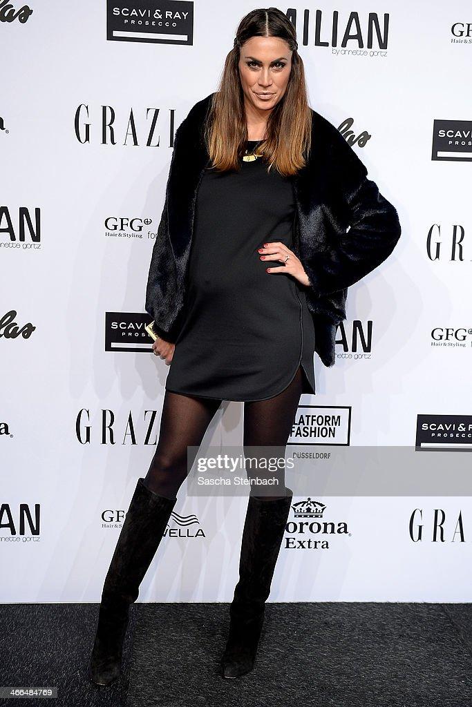 Milian by Annette Goertz & Grazia Fashion Show