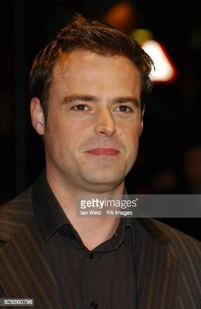Presenter of the show Jamie Theakston arrives for the UK Music Hall Of Fame live final at the Hackney Empire in east London The Channel 4 series...