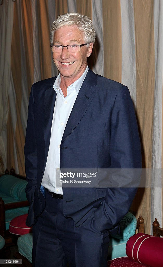 TV presenter Paul O'Grady attends the after party following the UK premiere of 'Sex And The City 2' at The Orangery, Kensington Gardens on May 27, 2010 in London, England.