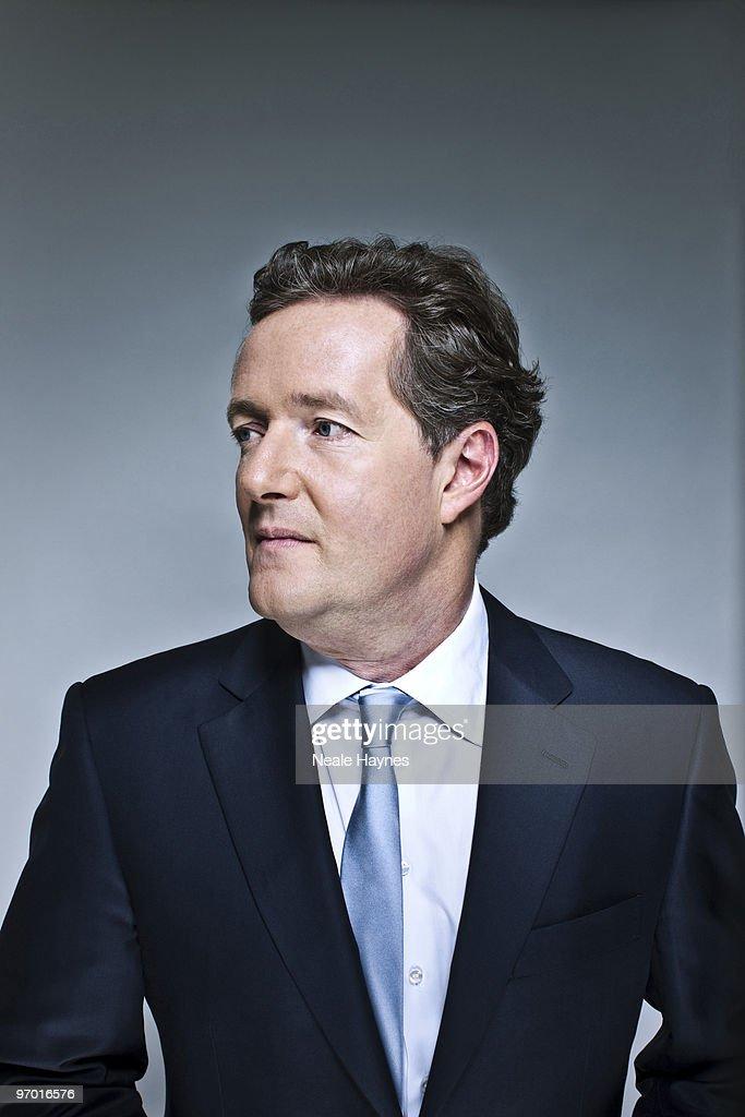UNS: (FILE) In Profile: Piers Morgan