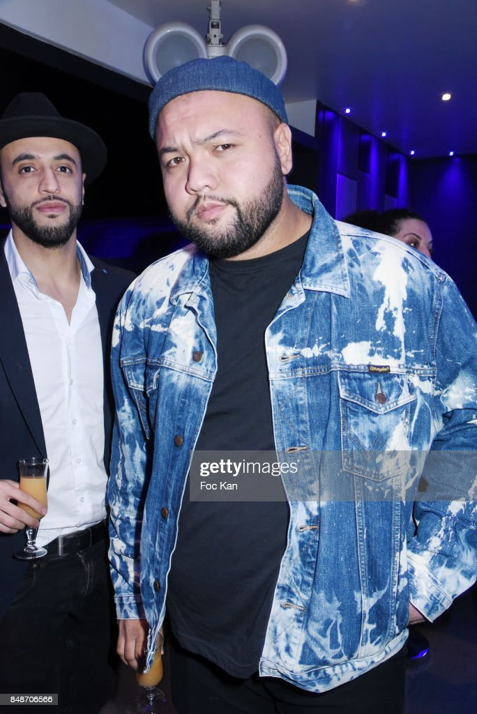 presenter-raphal-yem-attends-identik-by-m-pokora-launch-party-at-on-picture-id848706566