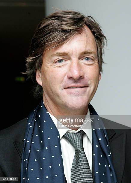 TV presenter Richard Madeley attends the drinks reception prior to the VIP performance of 'Night of The Snow Queen' at St Martin's Lane Hotel on...