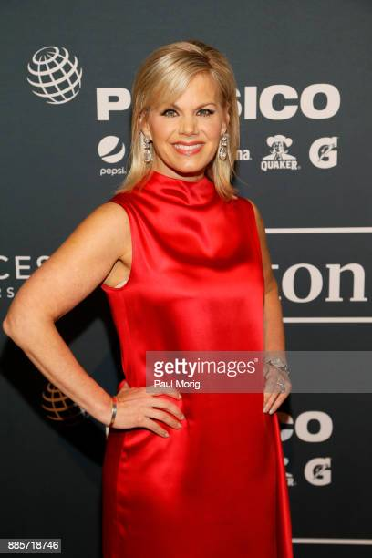 Presenter TV Journalist and Woment Empowerment Advocate Gretchen Carlson attends Vital Voices Global Partnership 2017 Voices Against Solidarity...