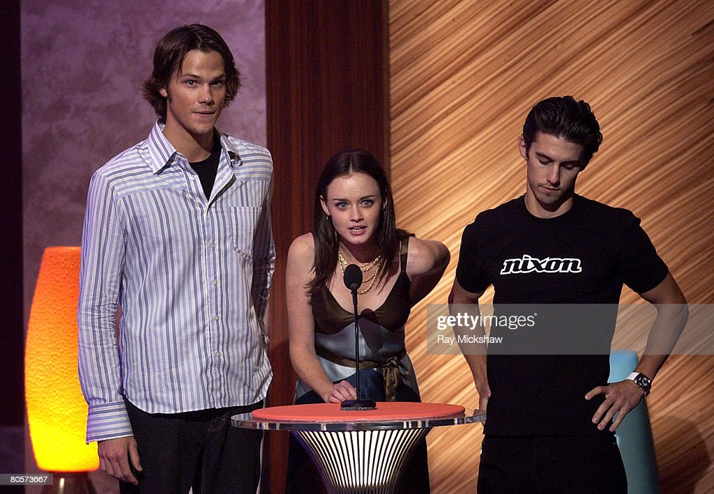 Alexis Bledel dating Jared Padalecki