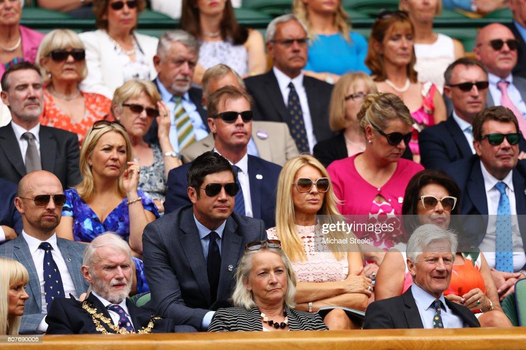 Day Two: The Championships - Wimbledon 2017 : News Photo