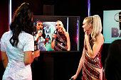london england exclusive coverage mtv presenters