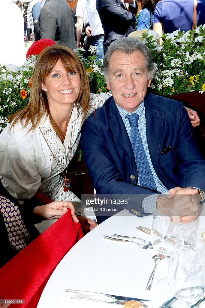 Presenters Of The Program Telematin On France 2 Tv Chanel Isabelle News Photo Getty Images