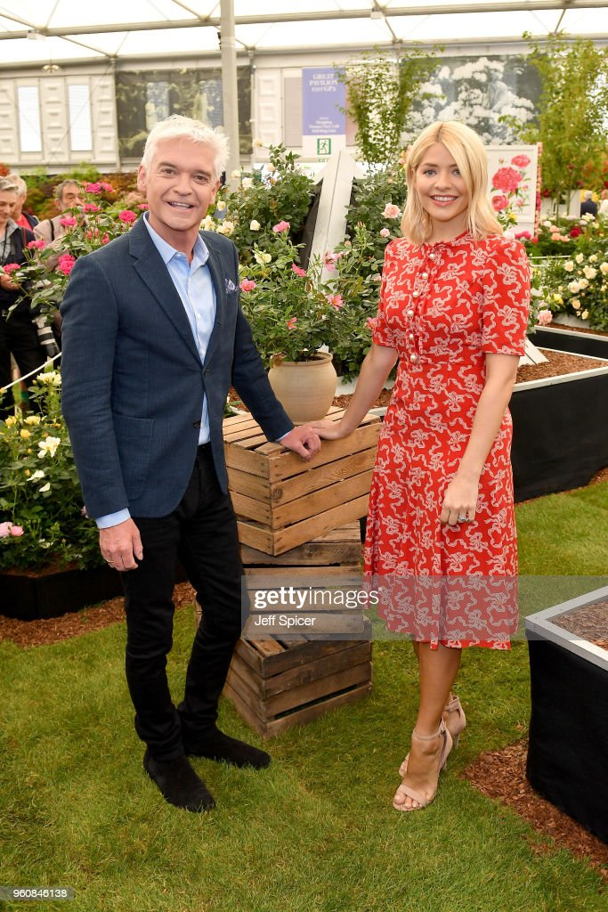 Chelsea Flower Show 2018 - Press Day
