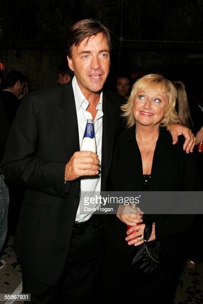 TV presenters Richard Madeley and Judy Finnigan attend the MORE4 TV Launch Party launching Channel 4's adult entertainment digital channel at the...