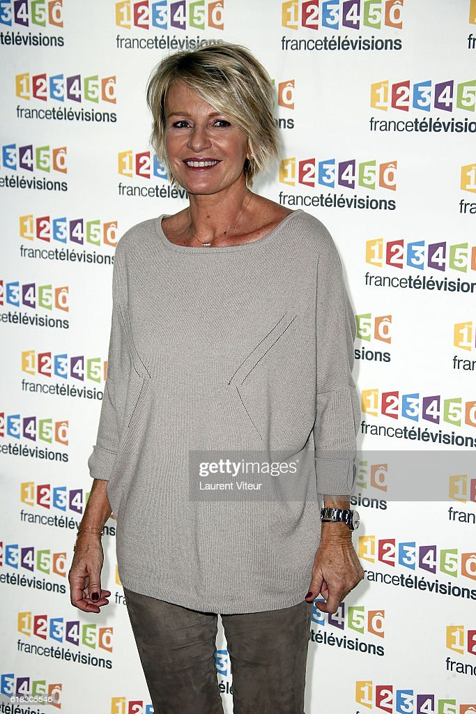 30th Telethon  : Press Conference At France Television In Paris