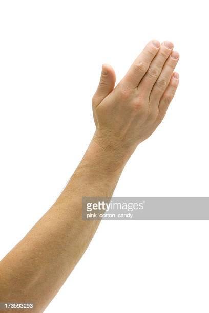 Presenting Hand